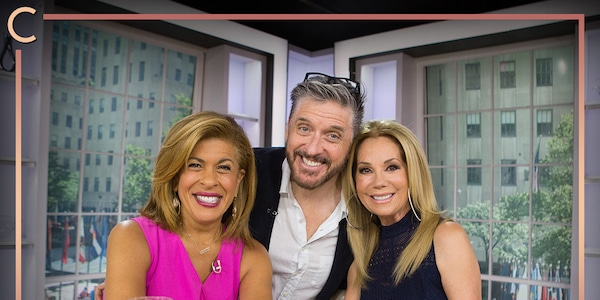 C From Todays Kathie Lee And Hoda A Z